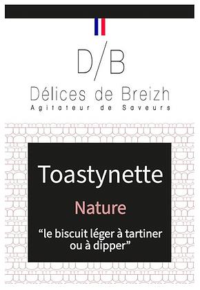 Toastynette Nature - Délices de Breizh