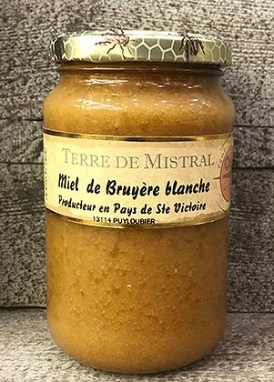 MIEL de Bruyère Blanche de Provence