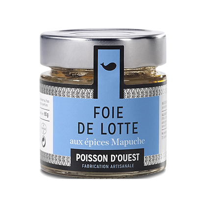 RILLETTES de Foie de Lotte
