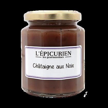 Gourmandise Châtaigne aux Noix - l'Epicurien