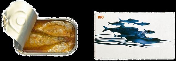 SARDINES à la Sauce Tomate BIO - Maria Organic