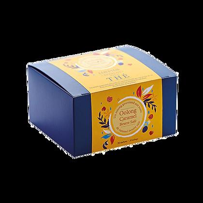 Thé OOLONG Caramel Beurre Salé en Sachets