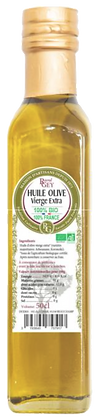 Huile d'Olive Vierge Extra BIO - Raoul Gey