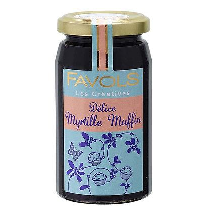 Délice Myrtille Muffin- Favols