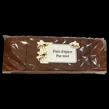 PAIN D'EPICES Tranché Pur Miel 57%