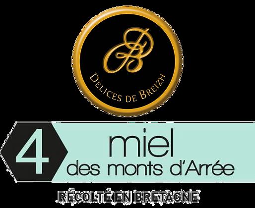 MIEL des Monts d'Arrée - Délices de Breizh