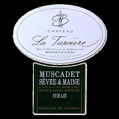 MUSCADET Sèvre & Maine sur Lie Blanc 2014 - Château La Tarcière