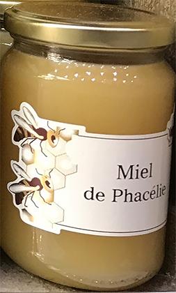 MIEL de Phacélie