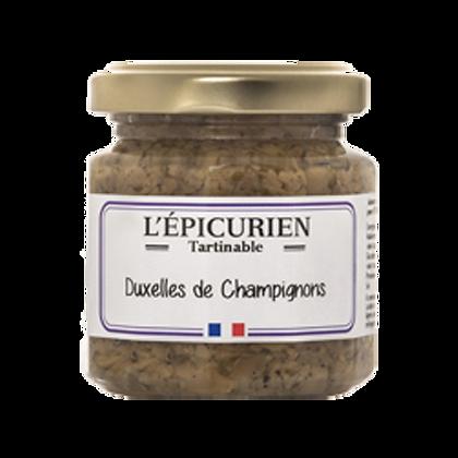 Duxelles de CHAMPIGNONS - L'Epicurien