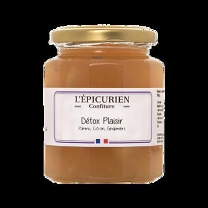 Confiture Detox Plaisir - l'Epicurien