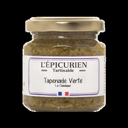 """TAPENADE Verte """"la Classique"""" - L'Epicurien"""