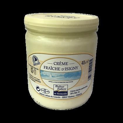 Crème Fraîche d'Isigny Tribehou 40cl