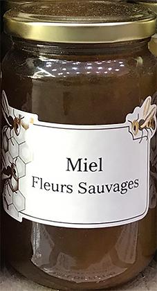 MIEL de Fleurs Sauvages de France