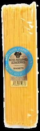 Pâtes Spaghetti - Pâtes d'Alsace