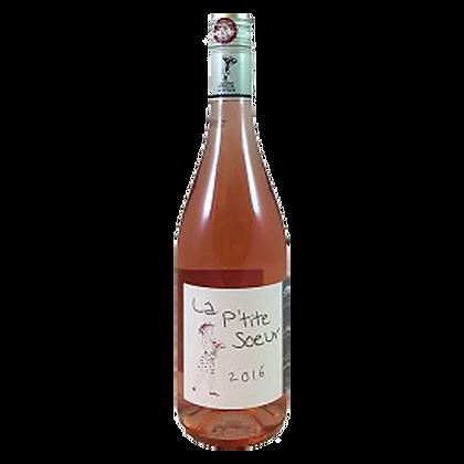 CORBIERES Rosé 2016 - La P'tite Sœur