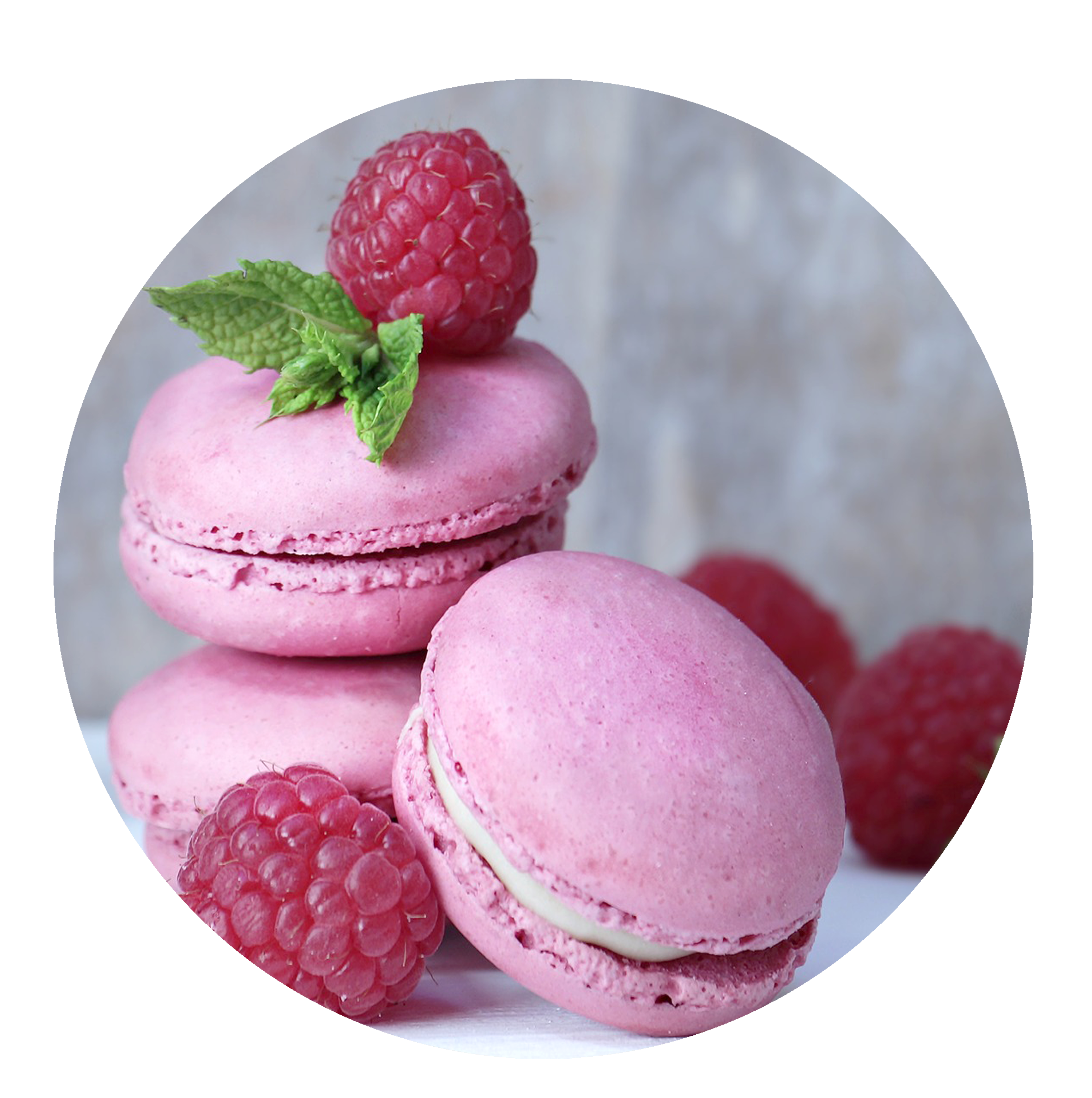 MACARONS Cercle