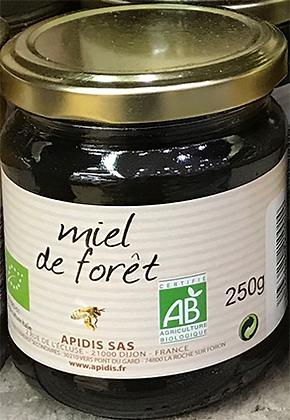MIEL de Forêt BIO