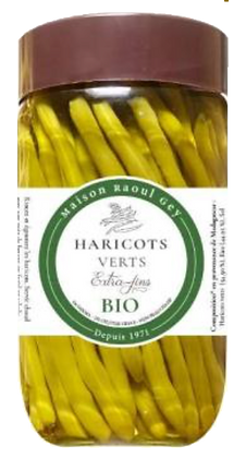 Haricot Vert - Raoul Gey