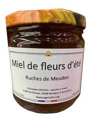 MIEL de Fleurs d'été - Ruches de Meudon