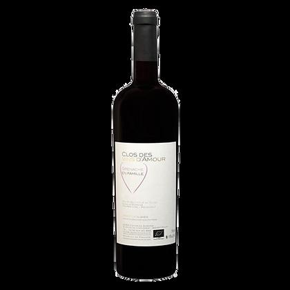 GRENACHE Bio 2014 Rouge - Clos des Vins d'Amour
