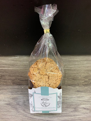 Croquants aux Amandes - Biscuits Billeau