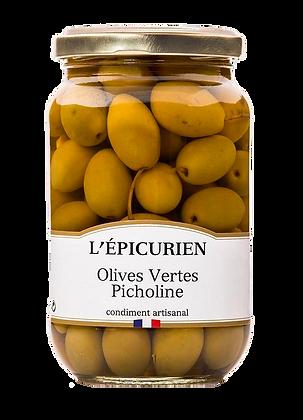 OLIVES Vertes Picholine - L'Epicurien