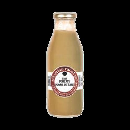 Soupe aux Poireaux et Pommes de Terre - Raoul Gey