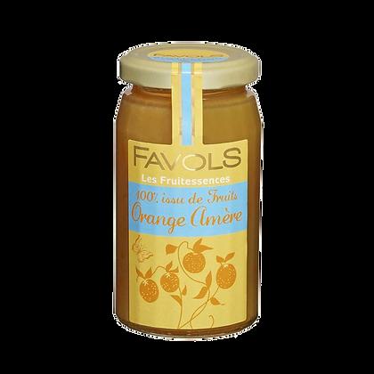 Confiture ORANGE Amère 100% Fruits - Favols