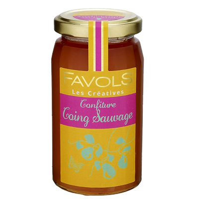 Confiture Coing Sauvage - Favols