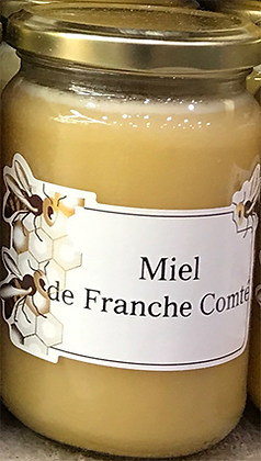 MIEL de Franche Comté