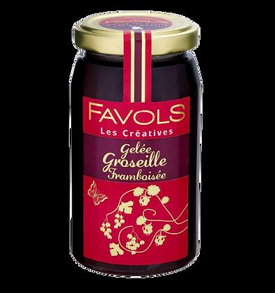 Confiture de Groseille Framboisée - Favols