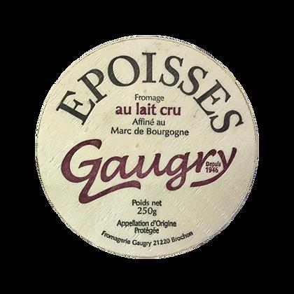 EPOISSES Gaugry au LAIT CRU