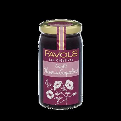 Confit FLEURS de COQUELICOT - Favols