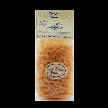 Pâtes Artisanales Maison FABRE - TORSADES Nature