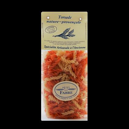 Pâtes Artisanales Maison FABRE - TORSADES Nature Provençal