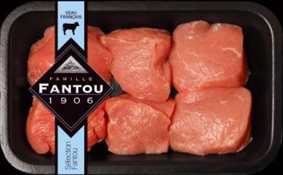 Blanquette ou Sauté de Veau ¨¨¨ sans Os - Famille Fantou