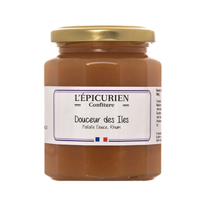 Confiture Patate Douce - l'Epicurien