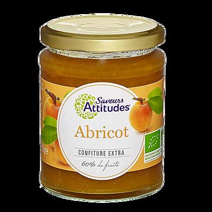 Confiture Extra d'ABRICOT Bio - Naturgie