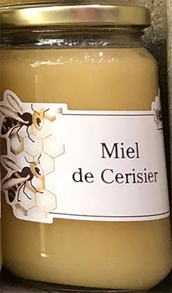 MIEL de Cerisier