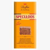 Tablette de Chocolat au Lait au Spéculos - Dolfin