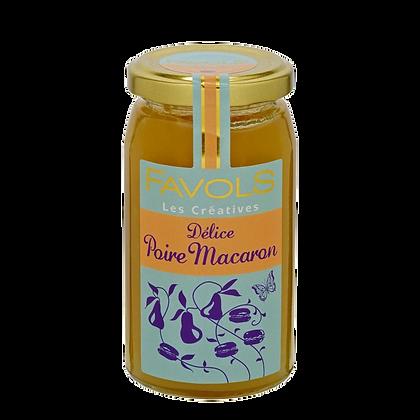 Délice POIRE-MACARON - Favols