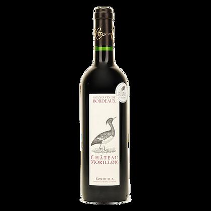 BORDEAUX Bio Rouge 2014 - Château Morillon