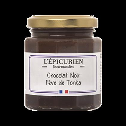 Chocolat Noir Fève de Tonka - l'Epicurien
