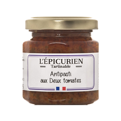 Antipasti aux 2 TOMATES - L'Epicurien