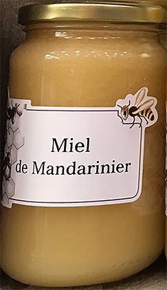 MIEL de Mandarinier
