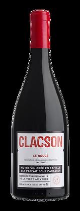 PAYS D'OC Rouge - Clacson