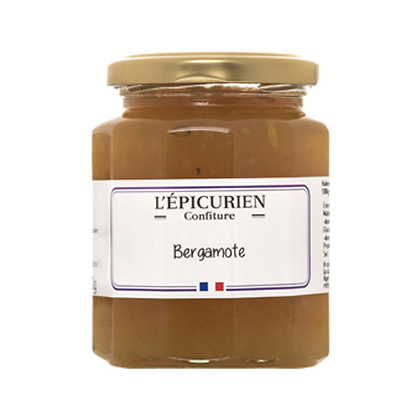 Confiture Bergamote - l'Epicurien