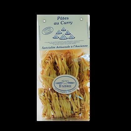 Pâtes Artisanales Maison FABRE - TAGLIATELLES Nids au Curry
