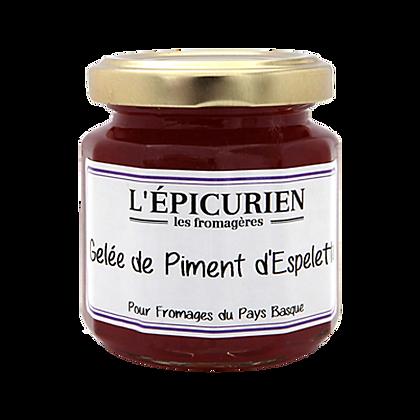 Gelée de Piment d'Espelette - l'Epicurien
