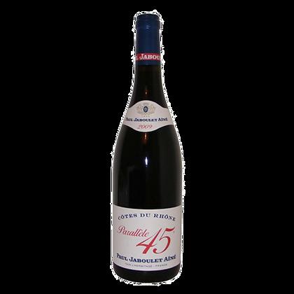 CÔTES du RHÔNE Parallèle 45 Rouge BIO 2019 - Paul Jaboulet Ainé